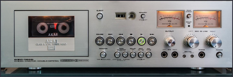 Akai GXC-760D